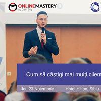 Cum sa castigi mai multi clienti din mediul online