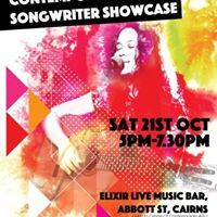 Contemporary Vocal &amp Songwriter Showcase