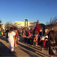 Dia de los Muertos Ceremony and Procession