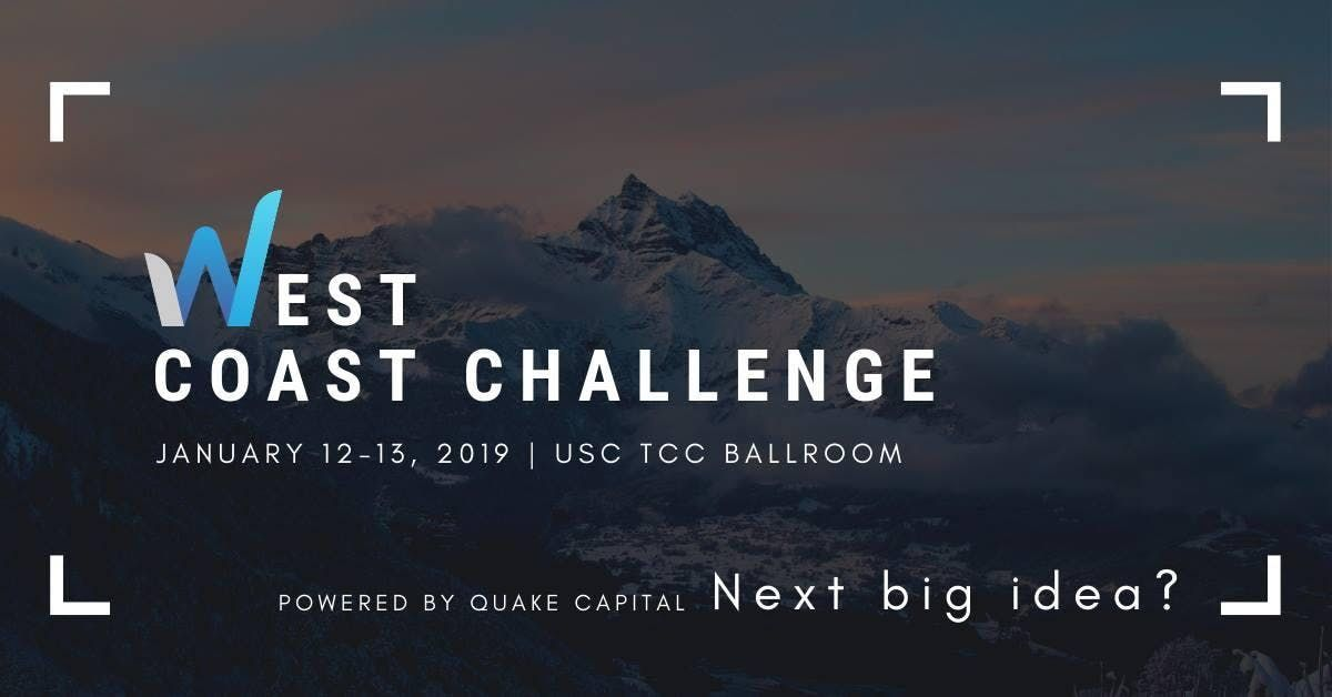 West Coast Challenge Paradigm