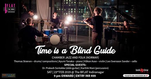 Time is a Blind Guide Chamber Jazz & Folk Norway