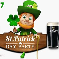 St. Patrick Day Party  2018
