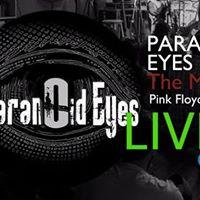 Paranoid Eyes The Magic Spell
