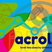 Level TWO AcroLab with Sariah