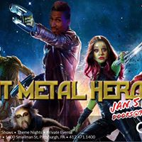 Hot Metal Heroes
