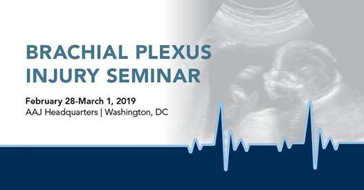 Brachial Plexus Injury Seminar