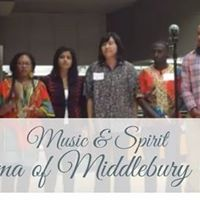 Music &amp Spirit Service Ingoma from Middlebury College