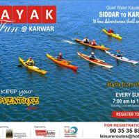 Adventure Packed Kayaking - 16KMS