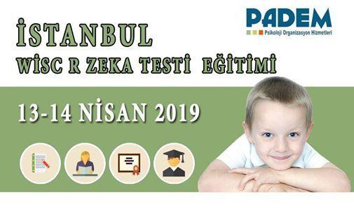 WISC-r Zeka Testi Eitimi - stanbul
