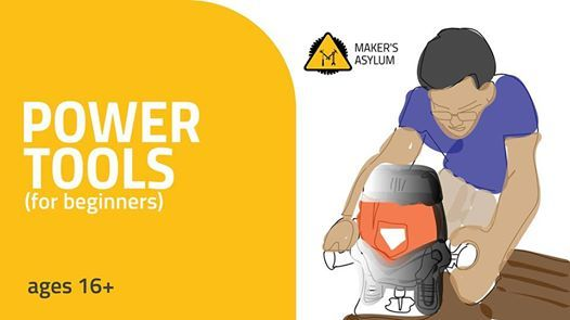 Power Tools for Beginners-October