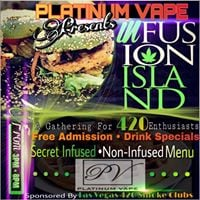 Platinum Vape Presents Infusion Island