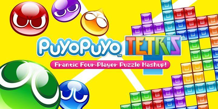 Puyo Puyo Tetris Side Tournament at VSFighting