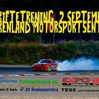 Driftingdag GMS 2 September