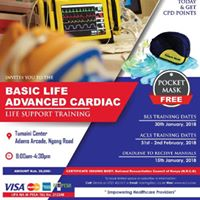 Basic Life &amp Advanced Cardiac Life Support Training