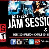 Jam Session del Luned al Morrison Caf con MUS&ampART studio e ARTEWIVA