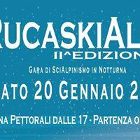 RucaskiAlp - Gara di sciAlpinismo in notturna