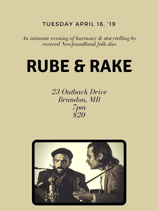 Rube & Rake in Brandon
