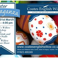 Easter Eggstravaganza at The Willows &amp Wetlands Visitor Centre.