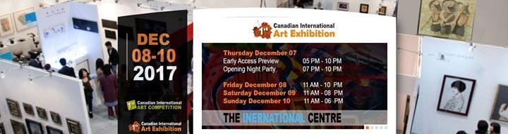Canadian International Art Exhibition & Competition