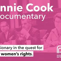 Screening of Connie Cook A Documentary (Rochester)
