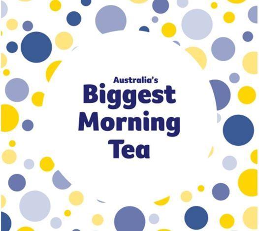 Biggest Morning Tea - Social Club Event