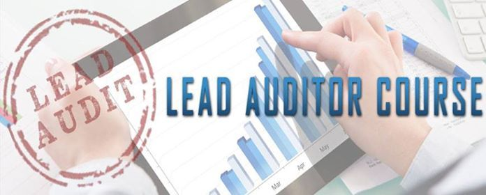 Lead auditor ISO 90012015 IRCA Certified
