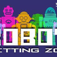 TEEN Robot Petting Zoo