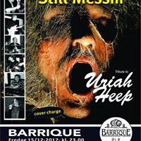 Uriah Heep tribute med Still Messin