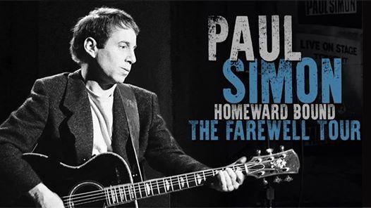 Paul Simon  Dublin