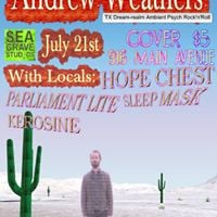 Andrew Weathers  Locals at Seagrave Studios