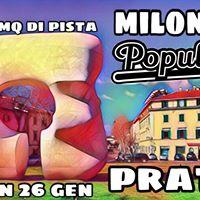 Milonga La Popular- Inaugurazione