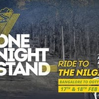 One Night Stand - Ride to The Nilgiris