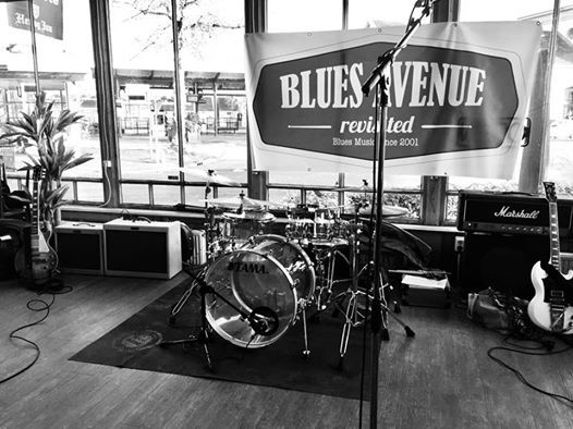 Blues Avenue Revisited live at Zuiderhof Zuidwolde  Sunday Blues
