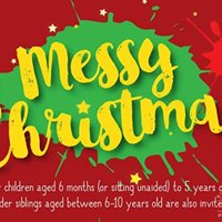 Messy Play Garforth - Messy Christmas