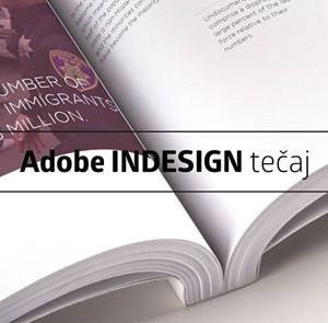 Adobe Indesign teaj