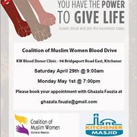 Community Blood Donation Drive