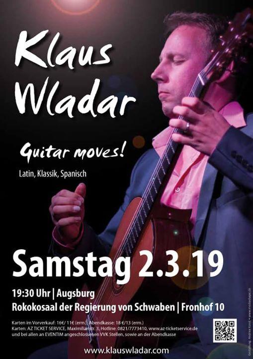 Guitar Moves Augsburg Konzert