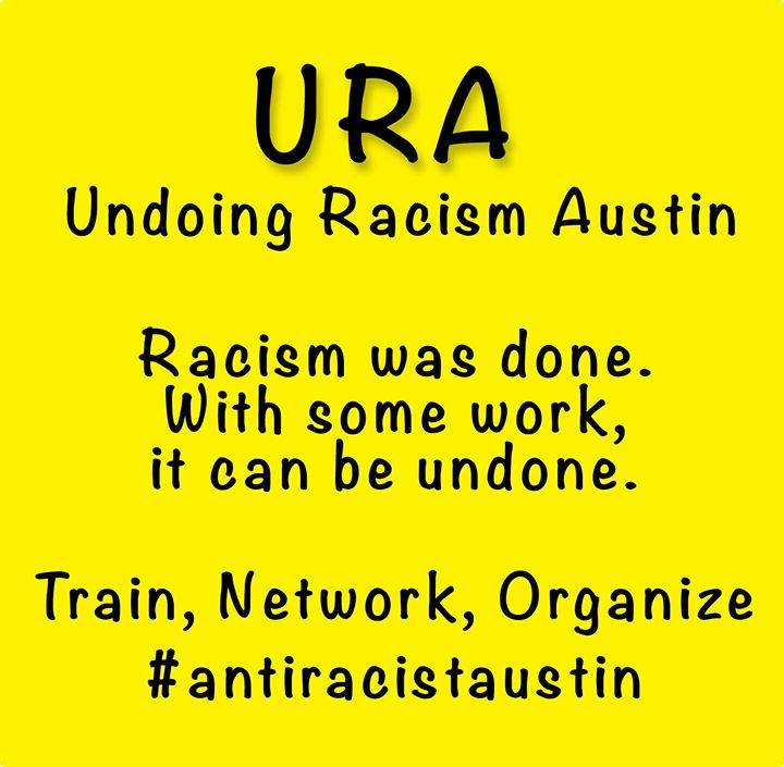Image result for undoing racism austin