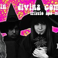 Divina Comdia e Janis Joplin Tribute - Cachaaria Sarau