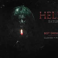 Helloween 17  Saturday 28th October  Free Entry
