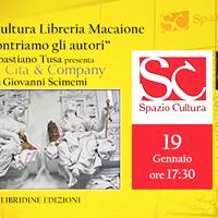 A Spazio Cultura &quotSanta Cita &amp Company&quot Di Giovanni Scimemi