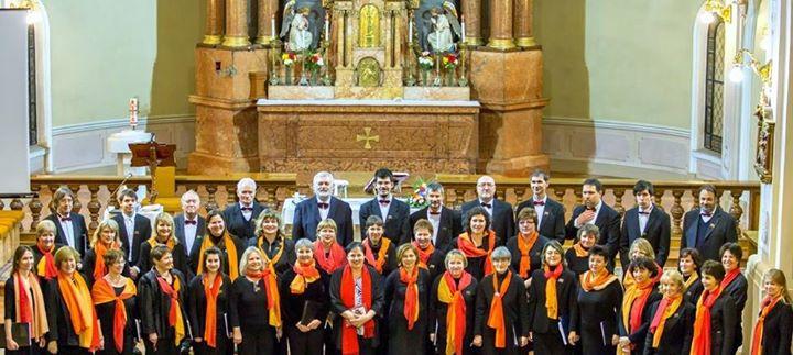 Monteverdi Krus Koncertje  Concertul Coral  Choir concert