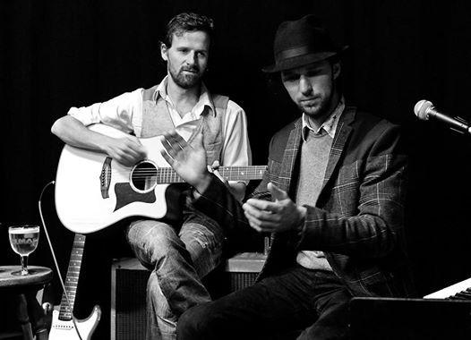 Swingin Sundays met Ilias Scotch & Kurt