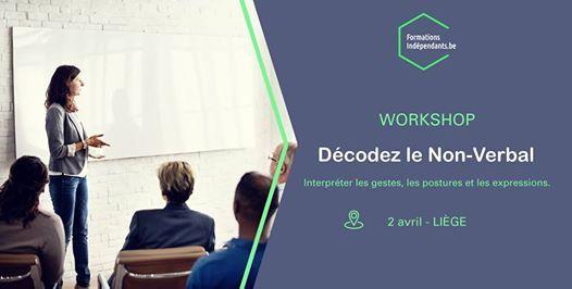 Workshop Communication Non Verbale