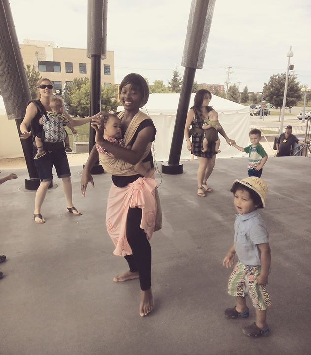 Parent toddler Afro-Dance class at Mothercraft (FREE)