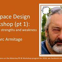 Playspace Design Workshop pt.1 at Hobart TAS