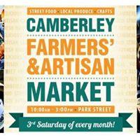 Camberley Farmers &amp Artisan Market