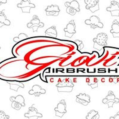 Giovi Airbrush - Cake Decor