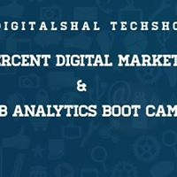 100% Digital Marketing and Web Analytics Boot Camp