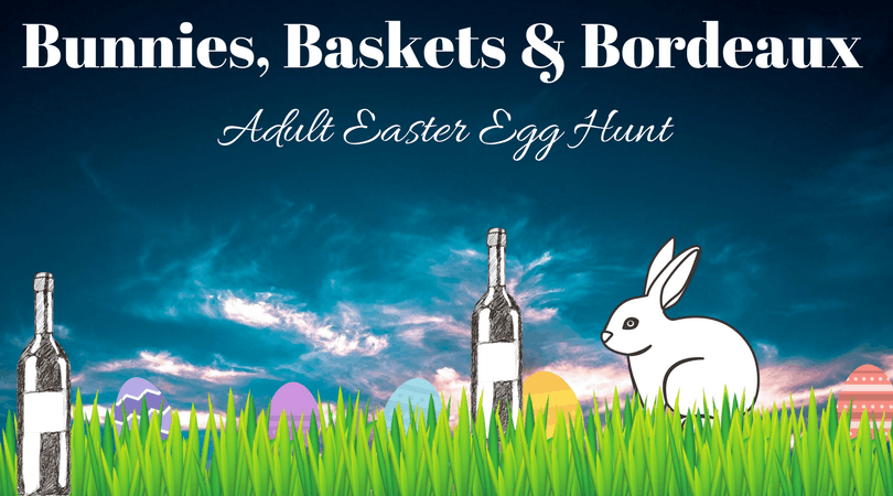 Bunnies Baskets & Bordeaux  Buffet